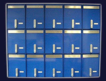 Keyless Mailbox Systems: What you should know. Post Boxes UK